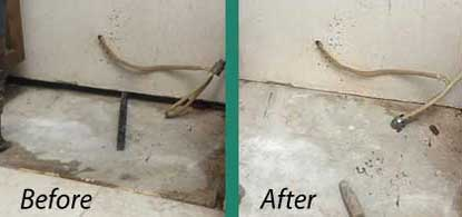 Dolezar Construction Pressure Grouting Foundation Repair